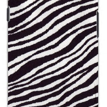 Zoo Animal Zebra Skin Hair Unique Quality Hard Snap On Case for Samsung Galaxy S3 SIII i9300 (WHITE)