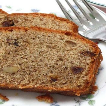 Recipes - Fig and Walnut Cake