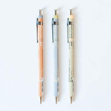 DAYS Ballpoint Pen Naturals Collection