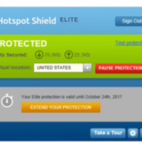 Hotspot Shield Elite 5.2.1 Crack Patch Full Version