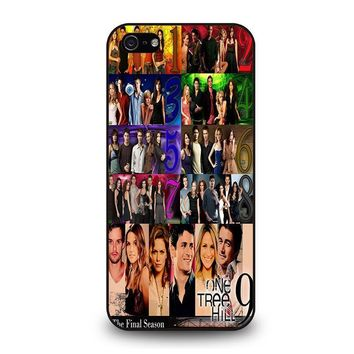 one tree hill iphone 5 5s se case cover  number 1