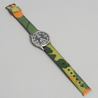 the hill side - wb 172b mitchell camouflage watch band