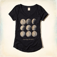 Live By the Moon Graphic Tee