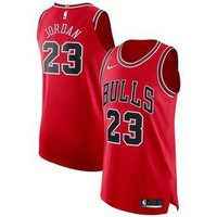 Chicago Bulls Away Jersey