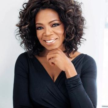Oprah Winfrey Great Portrait Poster Standup 4inx6in