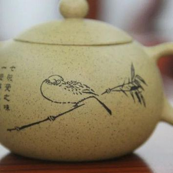 VONESC6 Chinese Tea Set  tea pot Hot sales yixing teapot clay handmade