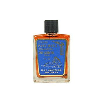 Patchouli Perfume - 1oz Glass Bottle
