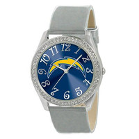 San Diego Chargers NFL Ladies Glitz Series Watch