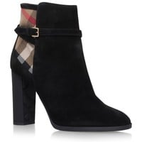 Burberry Stebbingford Ankle Boots | Harrods