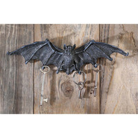 Medium Vampire Bat Key Holder
