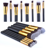 8PCS Hot Professional Makeup Kabuki Cosmetic Set Blush Powder Face Brush  A_L = 1655758148