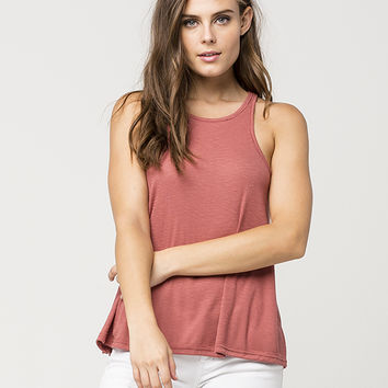 FREE PEOPLE Long Beach Womens Tank | Essentials