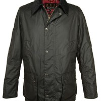 Barbour Men's Ashby Jacket - Black MWX0339BK71 | Country Attire