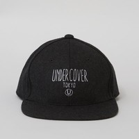 UNDERCOVER Logo Embroidered Snapback Cap - MEN - JUST IN - UNDERCOVER - OPENING CEREMONY