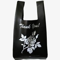THANK YOU! SHOPPER - BLACK