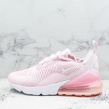 Nike Air Max 270 White Pink - Best Deal Online