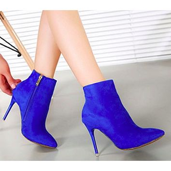 STEP THIS WAY BOOTIES