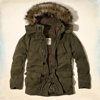 Wheeler Springs Parka