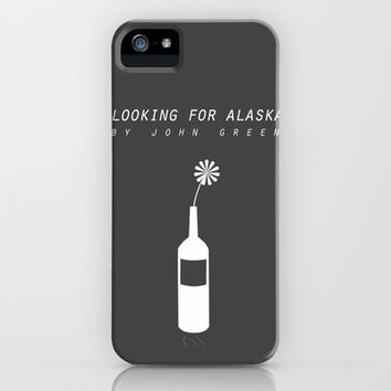 looking for alaska iPhone & iPod Case by Sarah Turbin
