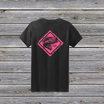 Bass Crossing Series Ladies Short Sleeve Tee