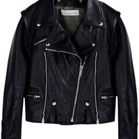 Golden Goose Deluxe Brand Chiodo Col. A1 Motorcycle Jacket 63% off retail