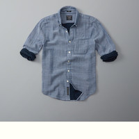 Contrast Duofold Shirt