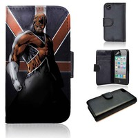 Captain Britain | Marvel | custom wallet case | custom iPhone 4/4s 5 5s 5c 6 6+ case | custom samsung galaxy s3 s4 s5 s6 case |