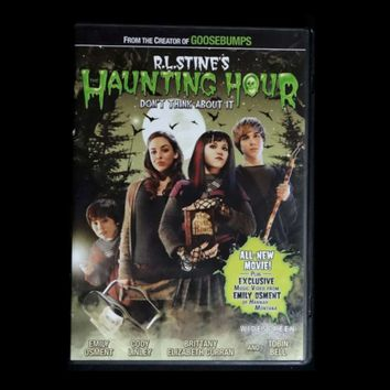 (DVD) R.L. Stine's The Haunting Hour (Widescreen)