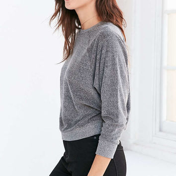 BDG Oslo Terry Pullover Sweatshirt - Urban Outfitters