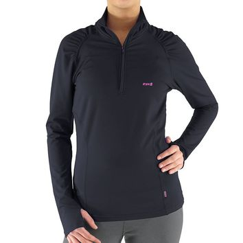 Ryka Essential 1/4-Zip Performance Pullover - Women's Plus, Size: