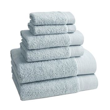 NAPA TOWELS | Set of 6 | Lucent Blue