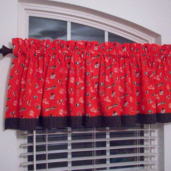 Shop Kitchen Valance Curtains on Wanelo