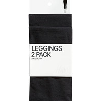H&M - 2-pack Leggings 60 denier