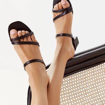 UO Claudia Strappy Heel   Urban Outfitters