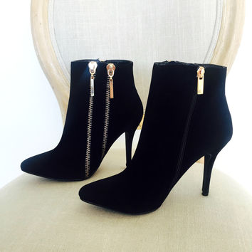 Alexia New York Booties