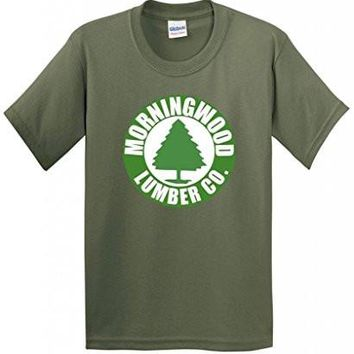 Morningwood Lumber Funny Offensive Mens Humor Guys Sarcastic Funny T Shirt Guys