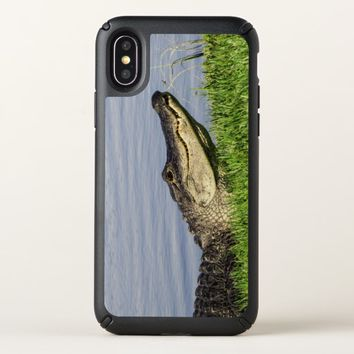 Gator smile Florida alligators Speck iPhone X Case