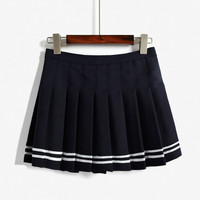 High Waist Tennis Skirt