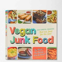 Vegan Junk Food By Lane Gold- Assorted One