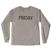 Friday USA — University (Grey)