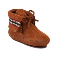 Crib/Toddler Minnetonka Braid Bootie