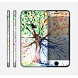 The WaterColor Vivid Tree Skin for the Apple iPhone 6