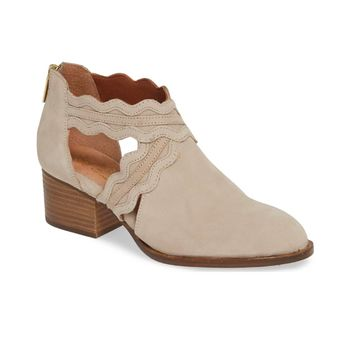 All Together Suede Bootie