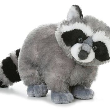Aurora World Flopsie Bandit Plush Racoon, 12``