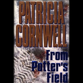 From Potter's Field by Patricia Cornwell (1995, Hardcover, Large Type)