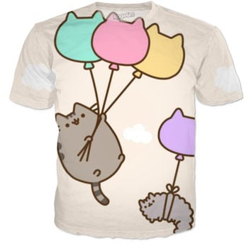 Pusheen and Stormy T-Shirt