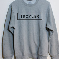 Troye Sivan and Tyler Oakley TRXYLER Fleece Sweatshirt