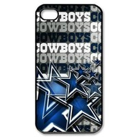 NFL Dallas Cowboys iPhone 4 and 4s Cases Cowboys logo