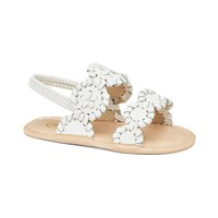 Baby Lauren in White by Jack Rogers - FINAL SALE