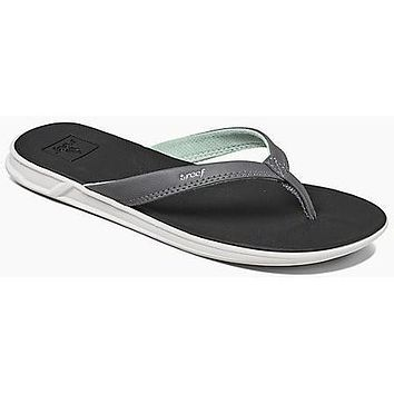 Reef Rover Catch Women's Sandals - Black/Mint